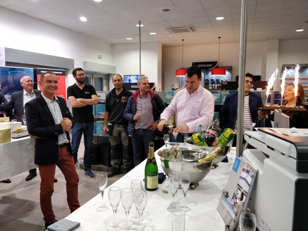 Afterwork Ambitions Business chez FCC